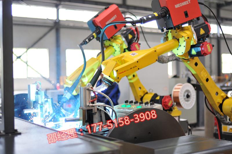 <h3>焊接机器人方案</h3>