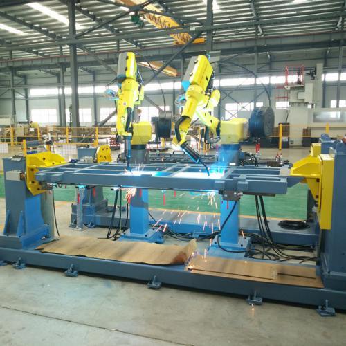 FANUC机器人焊接